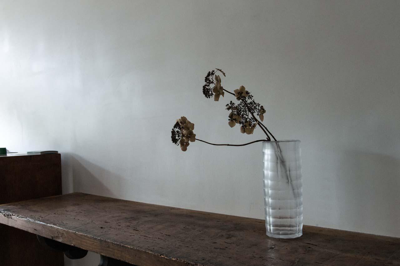 削紋/花器