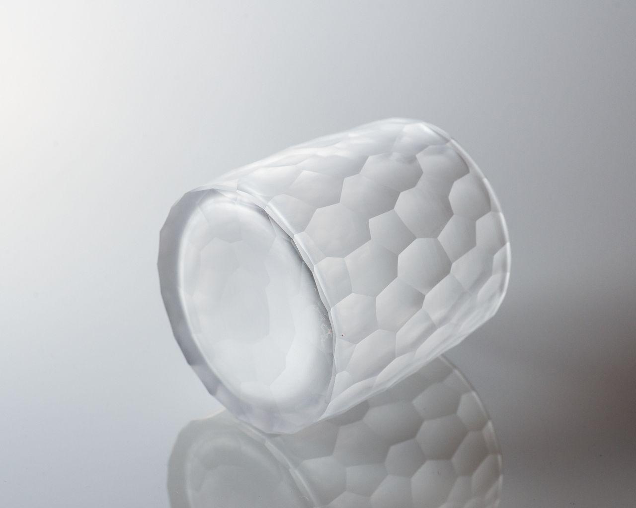 削紋ロックグラス