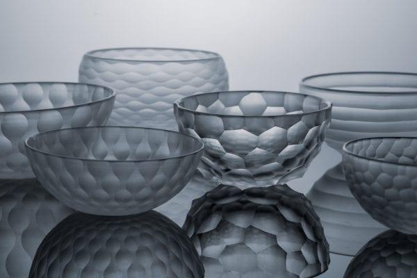 Yutaro Kijima's Glass Work - bowl