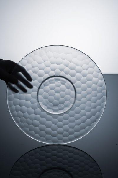 Yutaro Kijima's Glass Work - dish